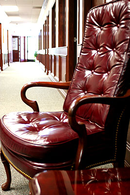 leatherchair